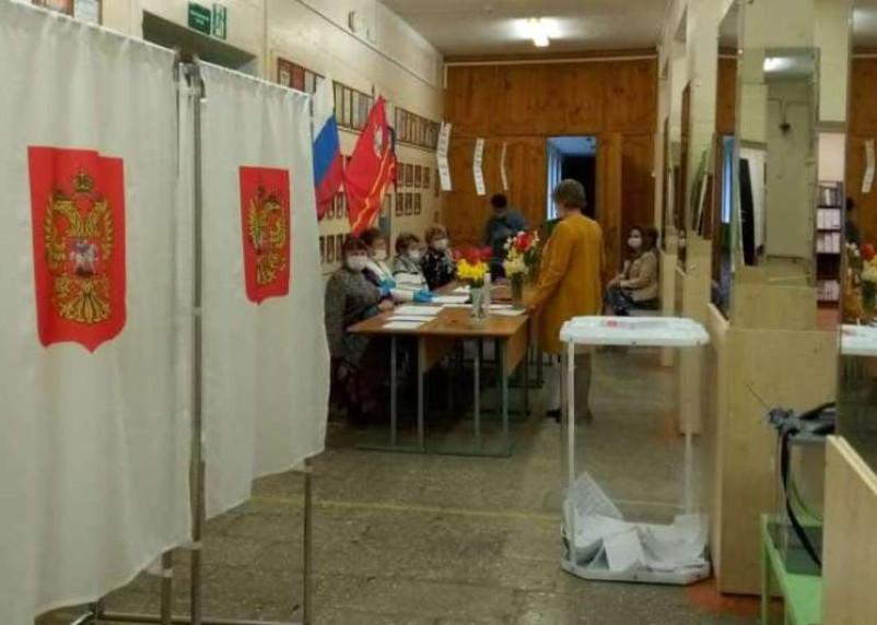На Смоленщине избрали депутата областной Думы по округу № 16