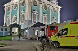 Пасхальная ночь в Смоленской области прошла без происшествий
