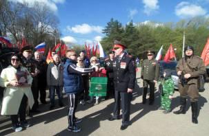 Патриотический автопробег из Бреста в Иркутск побывал в Смоленске