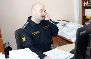 В Десногорске должника по алиментам дважды привлекли к административной ответственности