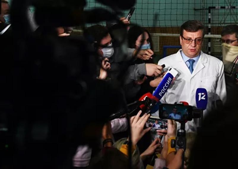 В Омской области нашли пропавшего на охоте бывшего главврача больницы, в которой лечили Навального