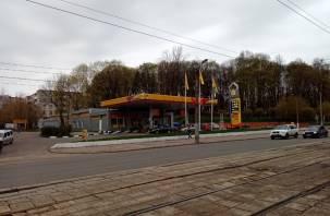 В Смоленске вновь выросли цены на бензин
