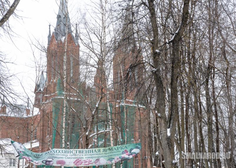 Смоленский костел останется в государственной собственности