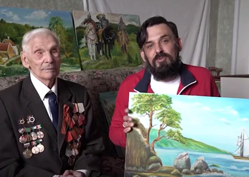 В Смоленской области нашли могилу брата ветерана из Новосибирска