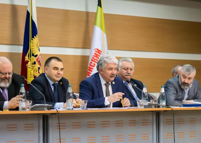 В Москве состоялся съезд партии «Российский общенародный союз»