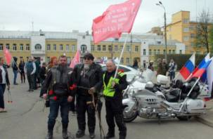 Сегодня в Смоленске перекроют движение из-за мотомарша