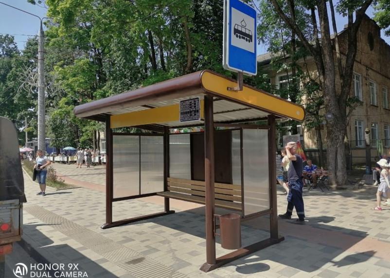 Многострадальный павильон на Николаева вернули на место