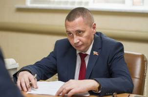 Мэр Смоленска получил премию за качество управления