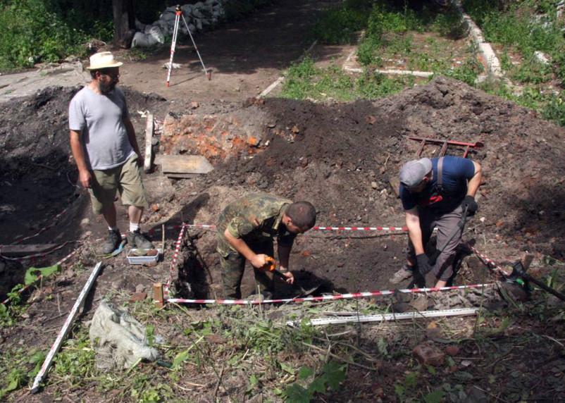 Находки в старом Смоленске: сохранить нельзя уничтожить