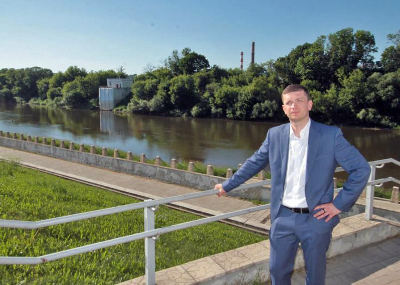 В Смоленске задумались о строительстве второй набережной