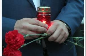 Всероссийская акция «Свеча памяти» прошла в Смоленске