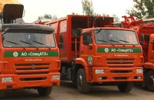 От жадности не лопнут. На мусоре смолян зарабатывают сотни миллионов рублей