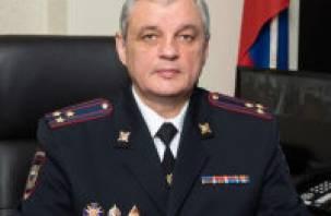 Начальник смоленского УМВД стал генералом
