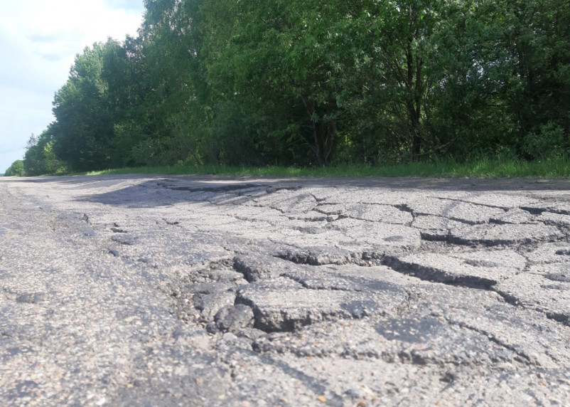 Дорогу, ведущую к музею-заповеднику «Хмелита» Александра Грибоедова, отремонтируют