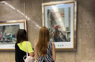 В московском метро представили 30 лучших снимков красот России