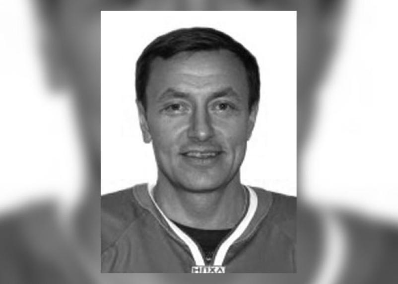В Москве умер нападающий команды Шитова Сергей Быков