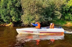 На смоленских озерах вновь утонули люди