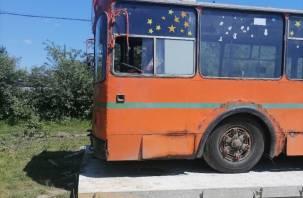 Смолянка выкупила троллейбус. Для дачи