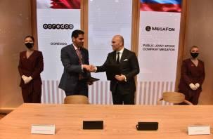 МегаФон поделится с Ooredoo опытом и станет экспертом на чемпионате мира по футболу
