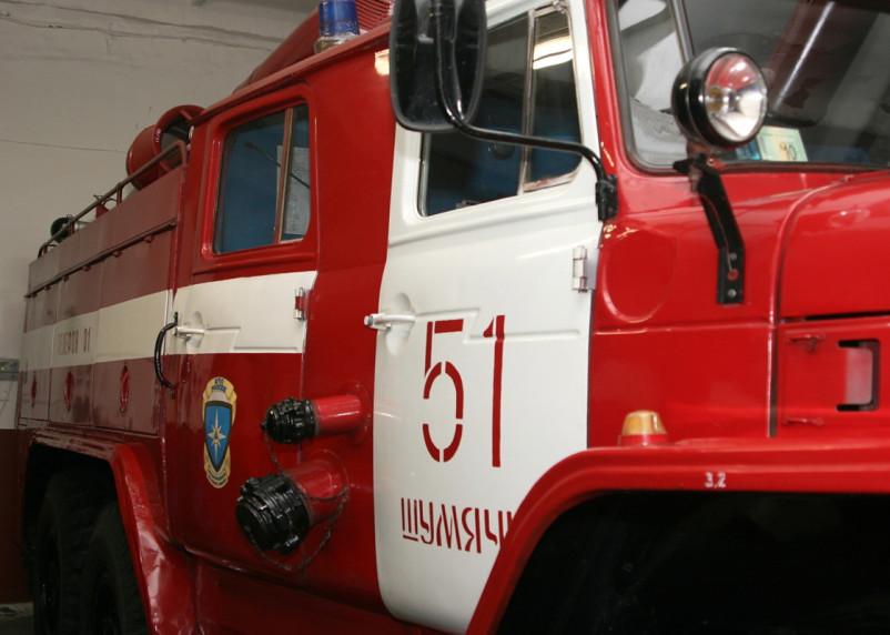 Два пожара произошли в Шумячском районе 2 июня