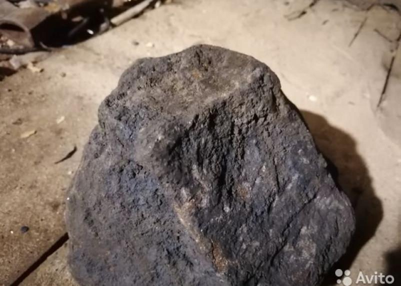 Без торга! Смолянин продает метеорит за 30 миллионов рублей