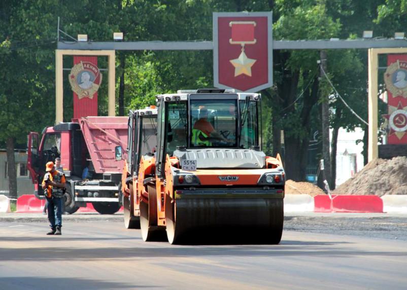 Досуговское шоссе планируют капитально отремонтировать