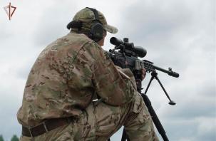 В Смоленскую область съехались снайперы ЦФО