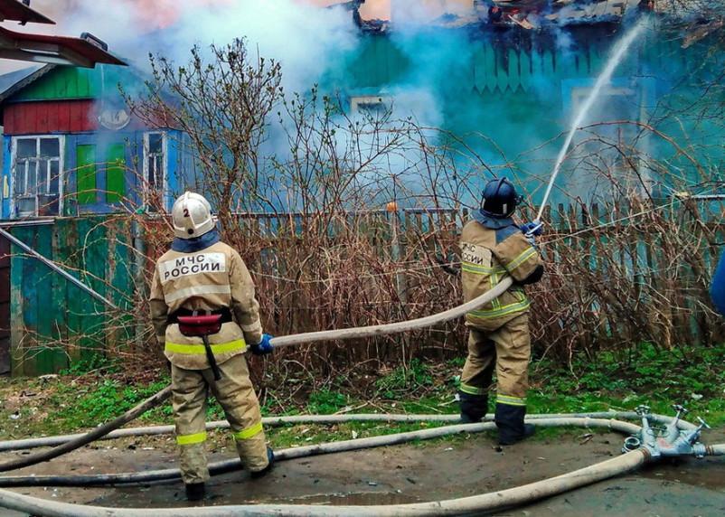 В Смоленской области в 2036 пожарах погибли 36 человек