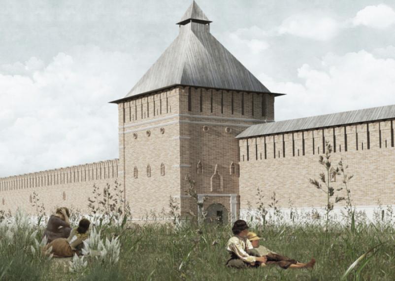Свежий взгляд на Смоленскую крепость
