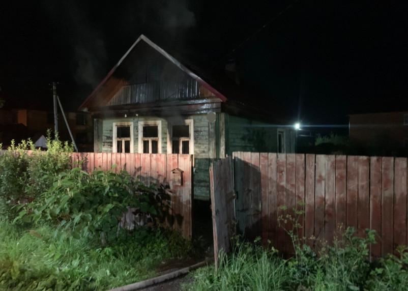 В Гагарине в частном доме обнаружены тела мужчины и женщины