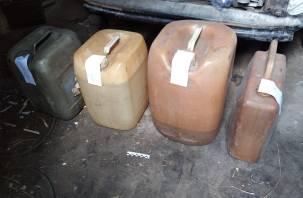 Хитрая схема. Смоленский железнодорожник похитил 500 литров бензина