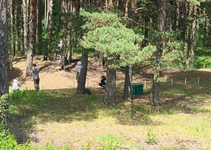 На Гнёздовских курганах вели геологическую разведку
