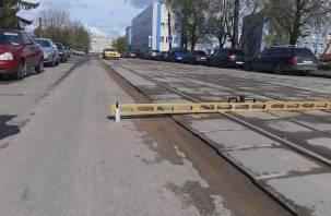 Сойдёт ли с рук дорожная халтура? ОНФ раскритиковал ремонт Трамвайного проезда в Смоленске