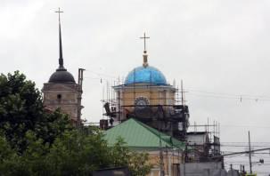 Прокуратура рекомендует устранить нарушения при реставрации крепости