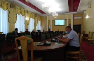 Точечную застройку в Смоленске решили «прикрыть» детским кафе