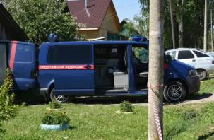 СК возбудил второе уголовное дело по факту гибели детей при пожаре в Смоленской области