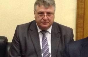 Экс-главу районной администрации назначили руководителем смоленского «Горводоканала»
