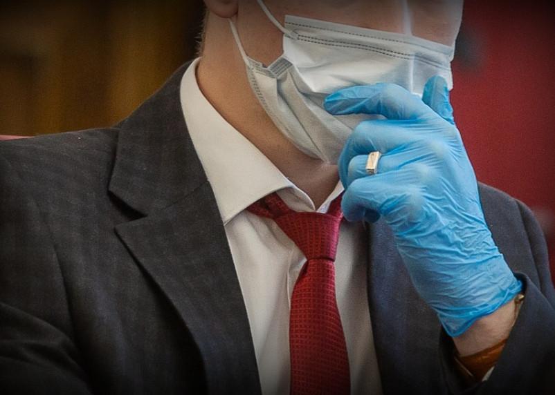 Оперативная статистика по коронавирусу в России на 22 июля