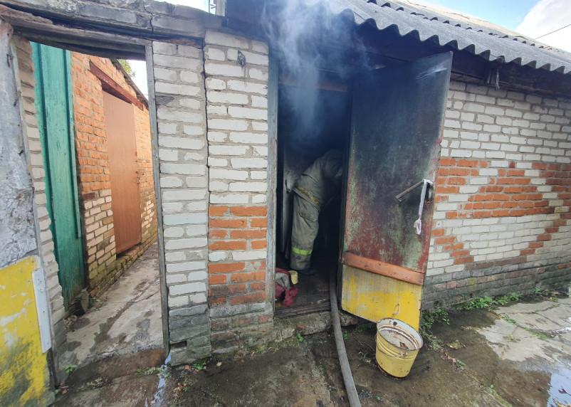 Человеческий фактор — главная причина пожаров