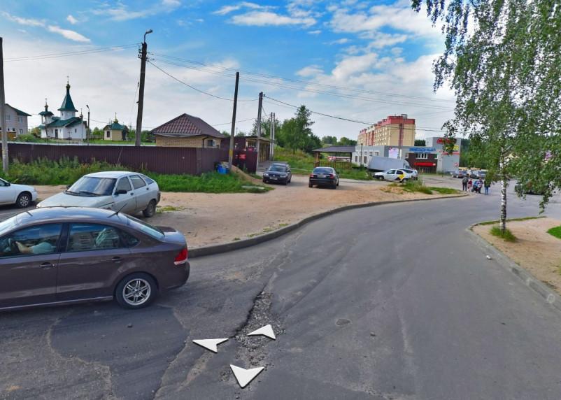 Прокуратура обязала мэрию сделать тротуар в микрорайоне Королевка