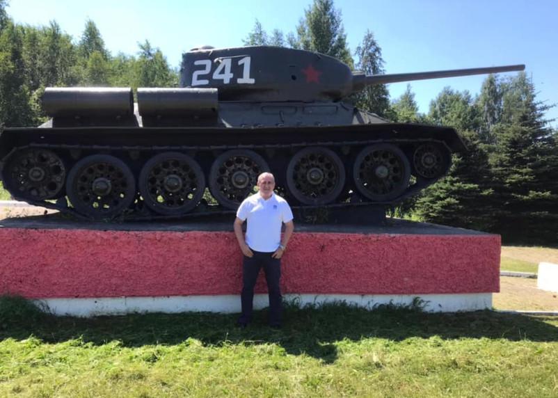 Сергей Неверов заявил о выздоровлении от ковида