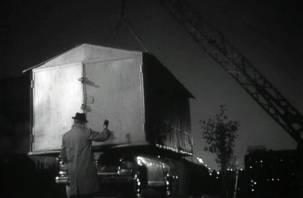 «Берегись автомобиля по-смоленски». С территории дачи украли кузов самосвала с помощью крана
