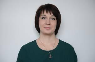 В Смоленский департамент по здравоохранению назначили нового руководителя
