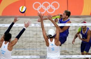 Олимпийские игры в Токио: первая победа смоленского волейболиста