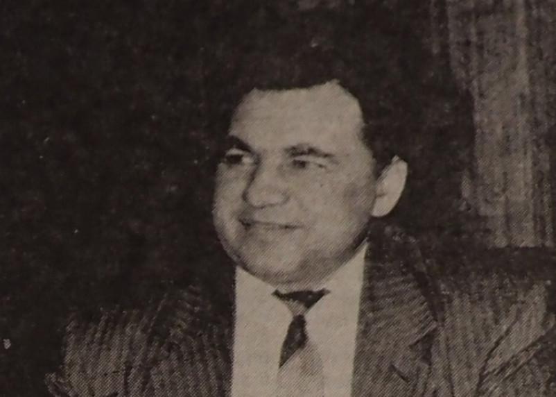 Ушел из жизни экс-глава Гагаринского района