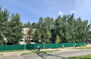 В Смоленске на проспекте Строителей появится очередной «точечный» торговый комплекс