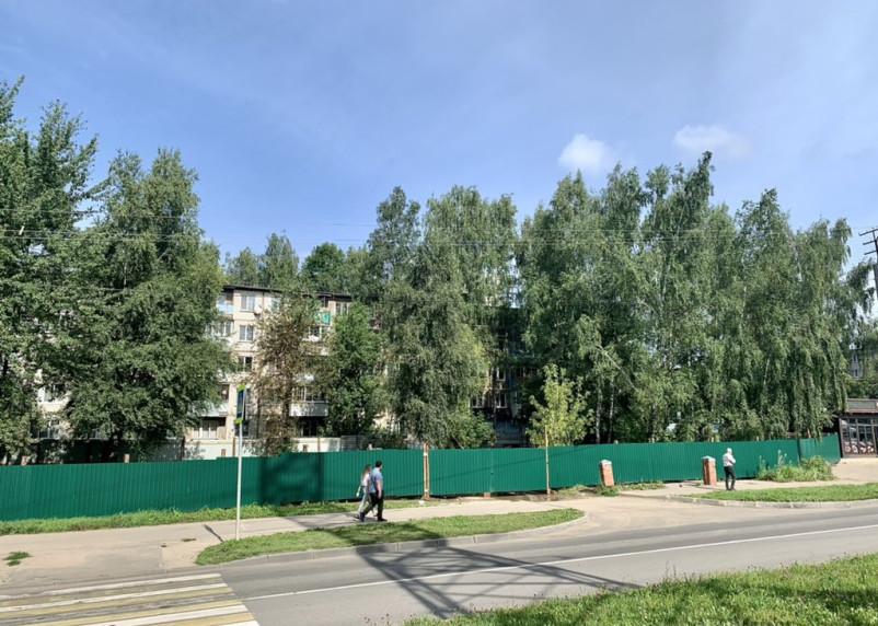 «Все законно». Стали известны подробности возведения нового торгового комплекса в Смоленске