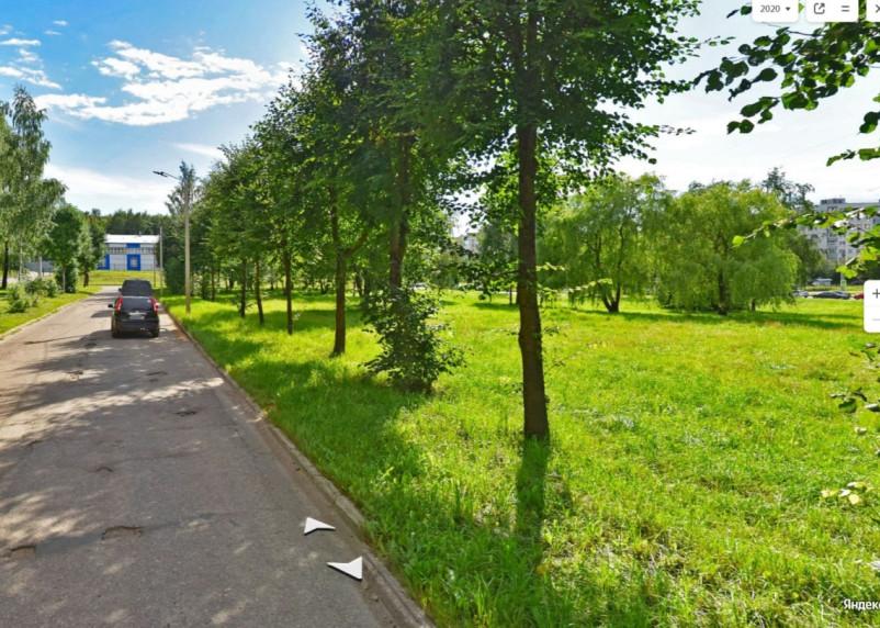 В Смоленске вернулись к идее застройки зеленой зоны на проспекте Строителей?