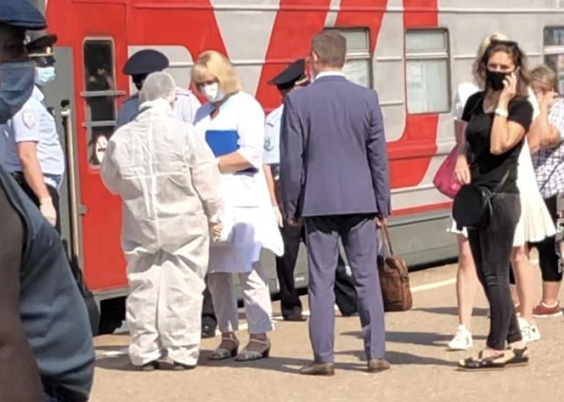 У приехавших в Смоленск детей из Анапы обнаружили коронавирус