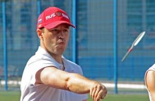 С лёгкой руки. В Смоленске прошёл Чемпионат ЦФО по спортивному метанию ножей